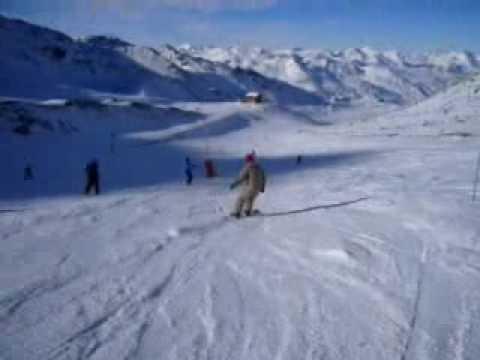 Ski Bloopers - Val Thorens 2008 - 2009