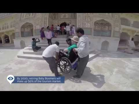 Travel for All: Around the World in a Wheelchair
