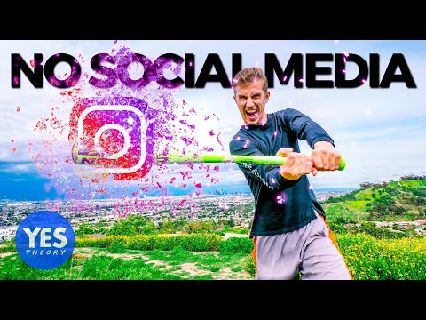 DELETING SOCIAL MEDIA FOR 30 DAYS CHANGED MY LIFE