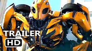 VIDEO: TRANSFORMER 5: THE LAST KNIGHT – 'Bumblebee VS Barricade' Commercial