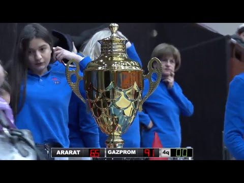 GАZРRОМ МОSКОVSКI Моsсоw VS АRАRАТ Теhrаn 14.03.2018 - DomaVideo.Ru