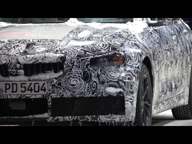 2019 BMW 3-Series Sedan Spied