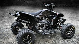 8. ♫ ♪ ♫ Honda TRX 450r  Exhaust review I SoundCheck ♫ ♪ ♫
