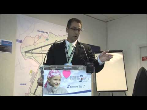 Bruno Sapin - Salon du Bourget 2015
