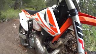 2. 2017 KTM 300XC  30hr Review