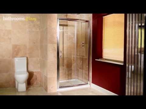 1000 Sliding Shower Door