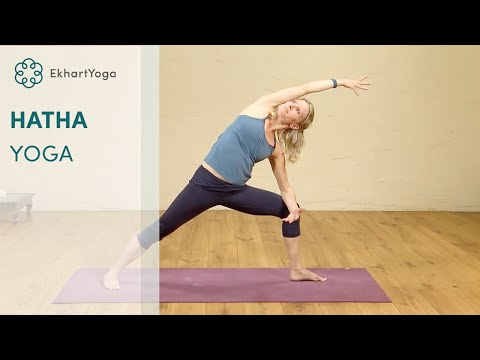 Hatha Yoga at Home