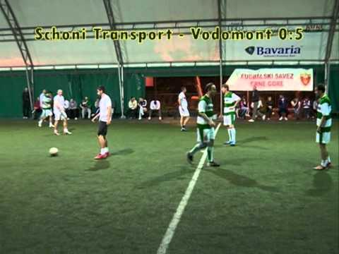 Četvrtfinale kupa, Schoni Transport - Vodomont