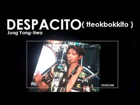 DESPACITO - Jung Yong-Hwa Version (tteokbokkito) CNBlue Between Us Jakarta