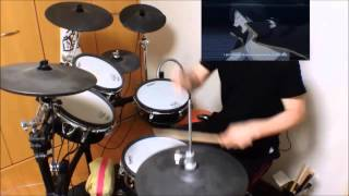 Video 【フェアリーテイル】【Fairy Tail】【OP 16】 STRIKE BACK 【drum cover】【叩いてみた】 MP3, 3GP, MP4, WEBM, AVI, FLV Juni 2018