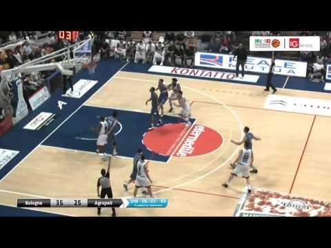 Fortitudo, gli highlights del match Gara 3 contro Agropoli