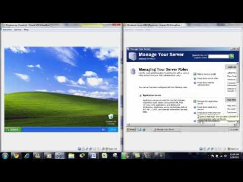 Windows Server 2003 VPN