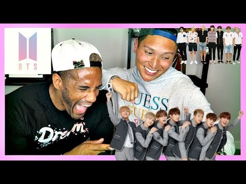 AMERICAN REACTS TO BTS FOR THE FIRST TIME!