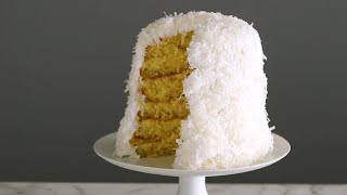 FROSTED: How to Make Coconut Layer Cake by Everyday Food
