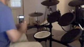 Pearl Jam Not For You (Drum Cover)