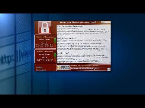 Παγκόσμια κυβερνοεπίθεση από χάκερ για λύτρα