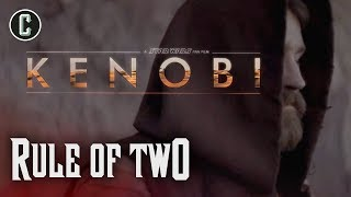 Kenobi Fan Film Trailer Premiere & More with Jamie Costa - Rule of Two by Collider