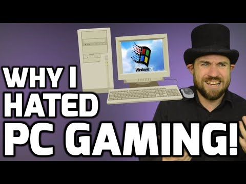 Moustache - Why I HATED PC Gaming! - Console vs PC