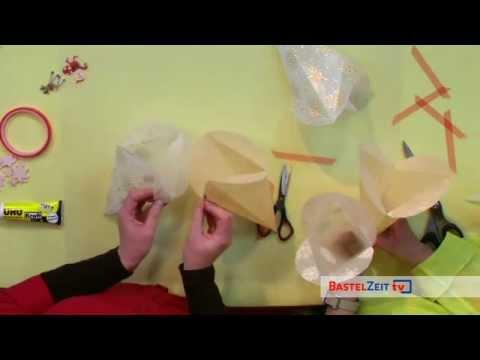 Bastelzeit TV 50 - CreaPop-Sterne