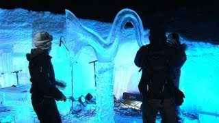 Norway's spine-tingling ice music festival