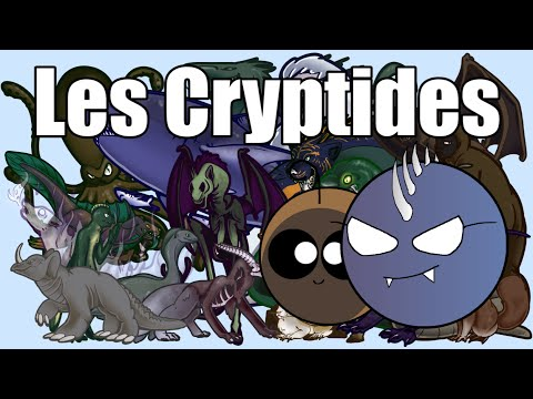 Point Culture : les cryptides (yeti, monstre du Loch Ness, Big foot,…)