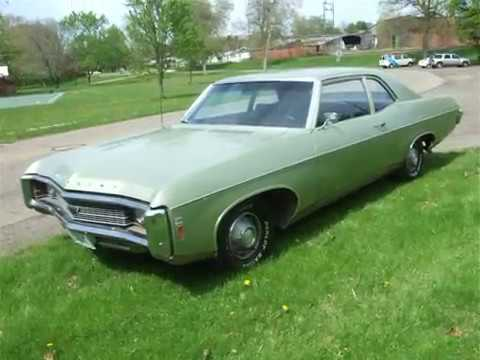 FOR SALE - 1969 Chevrolet Bel Air 2 Dr. Post