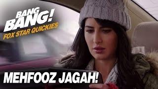 Video Fox Star Quickies : Bang Bang - Mehfooz Jagah! MP3, 3GP, MP4, WEBM, AVI, FLV Juni 2017