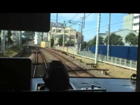 Seibu Ikebukuro Line, 西武池袋線 Ikebukuro to Hanno front view (видео)