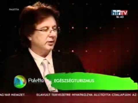 Hír TV Paletta / 2010. november 23. - Implantcenter Fogászati és Szájsebészeti Klinika