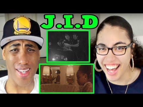 J.I.D - NEVER REACTION | J.I.D - Hereditary REACTION | MY DAD REACTS