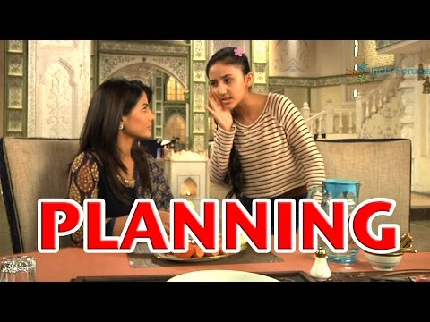 Naksh and Naira's party planning