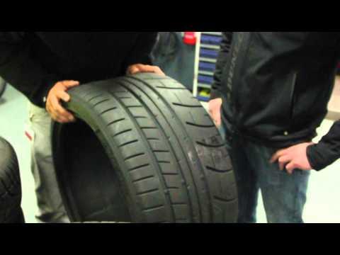 JP Performance - Wie entsteht ein Reifen? Zu Gast bei Dunlop in Hanau (Teil 1)