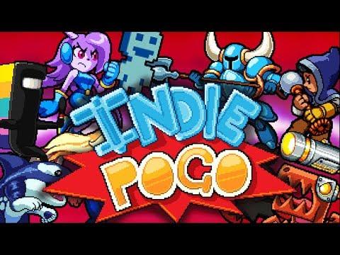 Файтинг с героями из разных игр // Indie Pogo #1