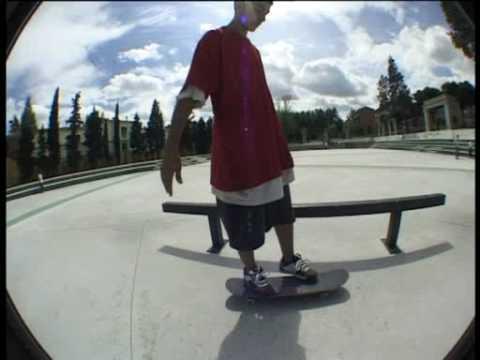 Como hacer Backside Tailslide