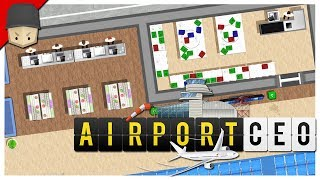 Airport CEO - Ep.09 : Restaurants!