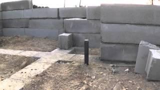 Как построить дом: Блоки ФБС