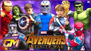 Video Avengers Infinity War - Fun Kids Parody MP3, 3GP, MP4, WEBM, AVI, FLV Juli 2018