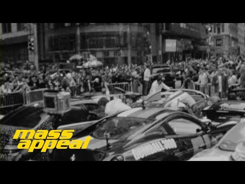 Time Pieces by Jason Goldwatch: Futura at Gumball 3000