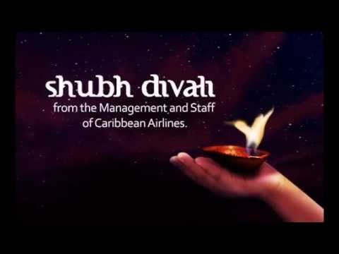 CARIBBEAN AIRLINES DIVALI 2013