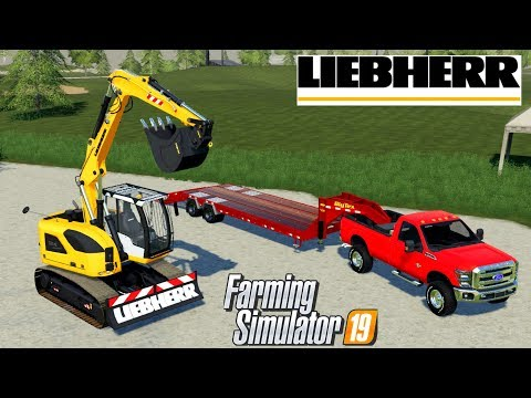 Liebherr R914C and Tools v1.0