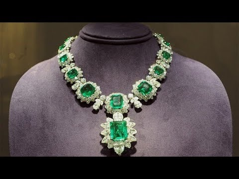 The 5 Most Expensive Pieces Of Emerald Jewelry In The World