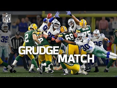 Video: The Packers Take Down the Cowboys in the 2016 NFC Divisional | Grudge Match | NFL Highlights