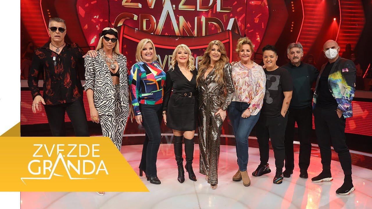 ZVEZDE GRANDA 2021 – cela 62. emisija (10. 04.) – šestdeset druga epizoda – snimak