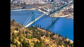 Nonton Vancouver Lions Gate Bridge, British Columbia Film Subtitle Indonesia Streaming Movie Download