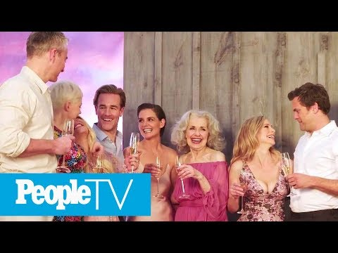 'Dawson's Creek' Reunites! Cast Looks Back At Iconic Show's Legacy | PeopleTV | Entertainment Weekly
