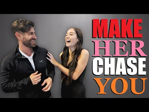 7 Psychological TRICKS to Get a Girl to Chase YOU!