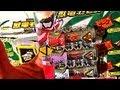 KYORYUGER TOYS! (Dino Sentai 2013)
