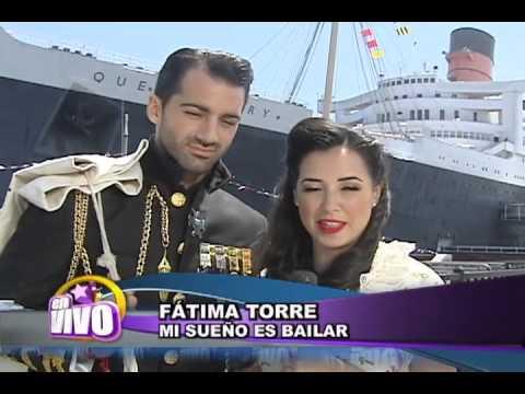Fatima Torre dice estar lista para la gran final EN VIVO  - Thumbnail