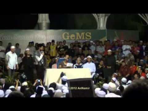 Ceramah Ustaz Azhar Idrus ft Zizan – Countdown 2012 Part 6
