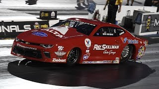With a pass of 6.925 at 197.94 mph Drew Skillman took the top spot in Q1 at the MOPAR Mile-High NHRA Nationals Friday night.Facebook: https://www.facebook.com/NHRATwitter: @NHRA: https://twitter.com/NHRA Instagram: @NHRA: http://instagram.com/nhraSnapchat: @NHRATumblr: @NHRAOfficialNHRA ALL ACCESS Live Stream: http://bit.ly/nhraallaccess